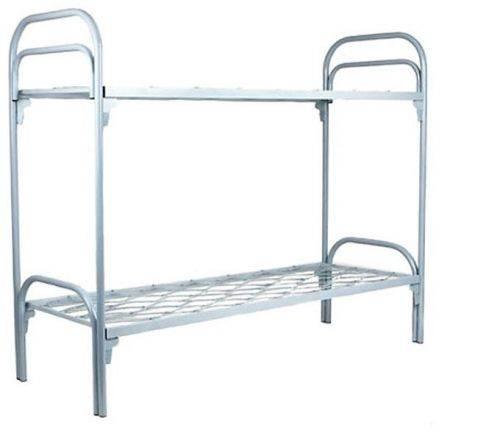Двухъярусные кровати металлические для строителей, кровати оптом
