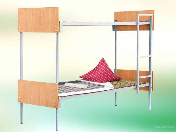 Кровати металлические для гостиниц, кровати для санатория