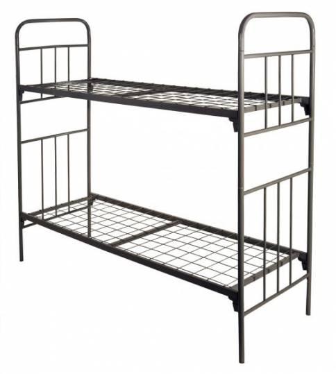 Кровати металлические для рабочих, баз отдыха, кровати для санатория, кровати для студентов опт
