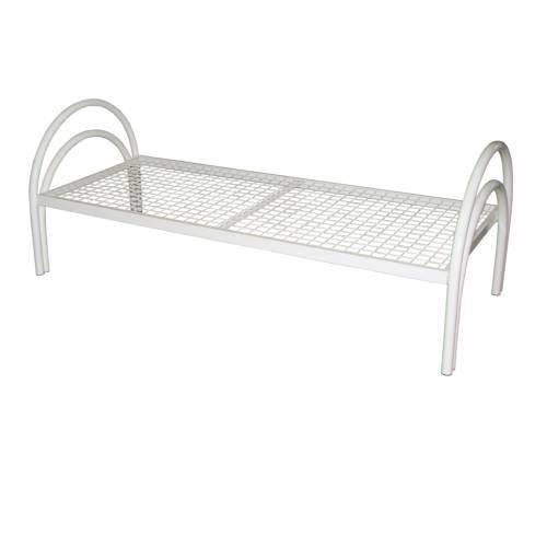 Кровати металлические для рабочих, кровати для хостелов недорого