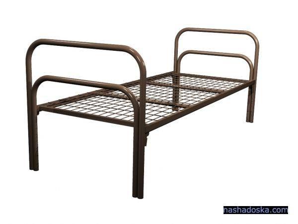 Кровати металлические для строителей недорого, кровати армейские