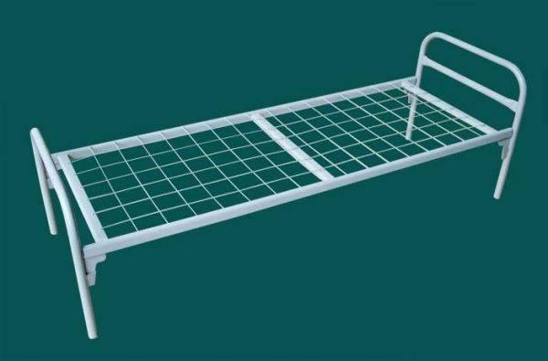 Кровати металлические для турбазы, гостиниц, кровати для рабочих
