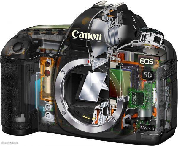 Ремонт любых фотоаппаратов