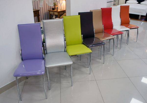 Стеклянные столы и стулья - без наценки магазина