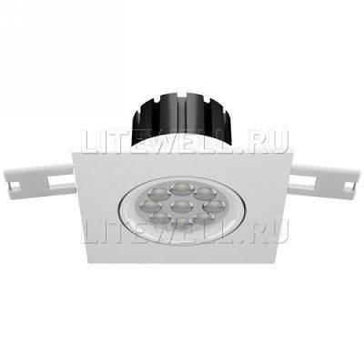 Точечные светильники - led технологии Litewell