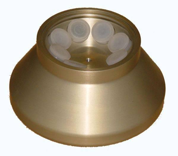 Угловой ротор 8Х100 для рефрижераторной центрифуги ЦРС-8