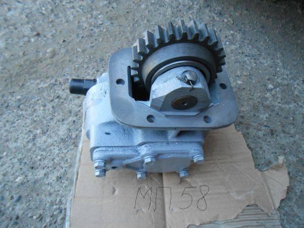 Коробки отбора мощности МП58-4202010 (КОМ-5) под кардан шасси Маз