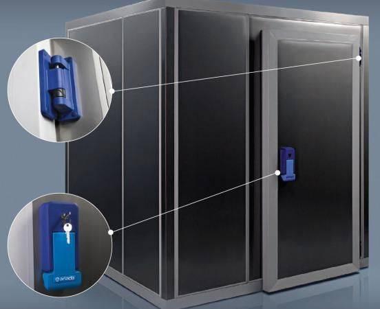 Холодильные камеры для хранения продуктов., Крым
