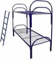 Кровати металлические для турбаз, кровати для гостиницы, кровати двухъярусные для общежитий, кровати для студентов.