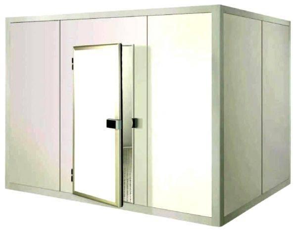 Низкотемпературные камеры - 15° С …- 25° С для хранения замороженной продукции.