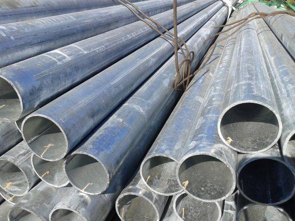 Труба электросварная ГОСТ 10704-91, 10705-80 сталь 09г2с, сталь