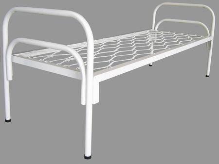 Металлические кровати в большом количестве, кровати от производителя