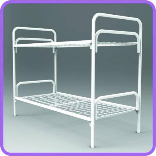 Армейские кровати, металлические кровати