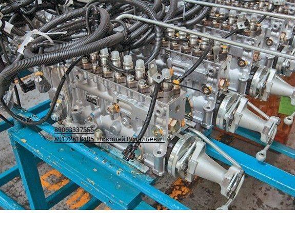 Тнвд Евро-3 Bosch 0402698818 Камаз