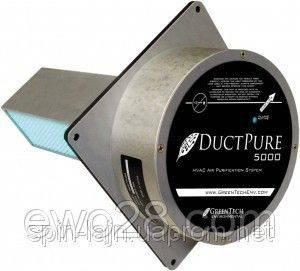 Система очистки воздуха для вентиляции DuctPure