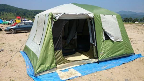 Палатка- шатёр cabin dome 10