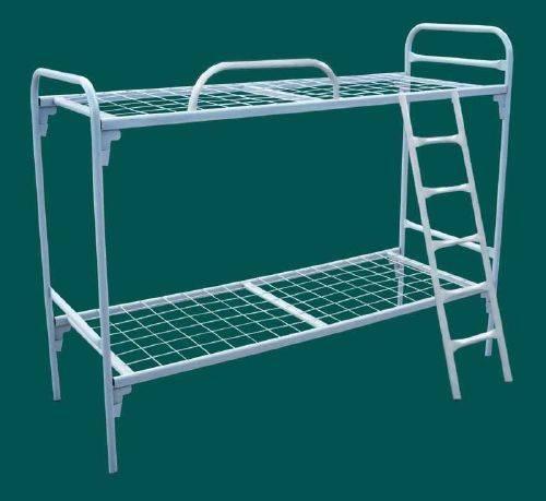 Кровати металлические одноярусные, кровати металлические с ДСП спинками, кровати для больниц.