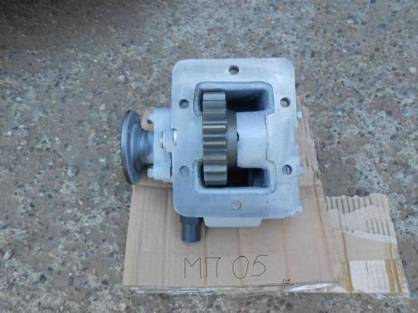 Коробки отбора мощности Камаз мп50-4202010