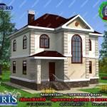 Готовые проекты домов, коттеджей AbrisBURO