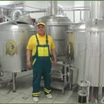 Фото Мини пивоварня - пивзаводы компании Techimpex.... Повсеместно Zoltan Plajer