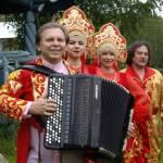 Фото Русская фольклорная группа у барина... Москва Виктор