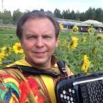 Фото Яркий баянист - тамада на юбилей.... Москва Виктор