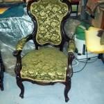 Фото Обивка, ремонт,реставрация мебели на дому и в мастерской.... Санкт-Петербург Андрей