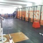 Фото Напольное покрытие для спортивного зала с тренажерами на... Москва ООО МиР