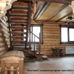Фото Мебель деревянная под старину. Брашированная древесина.... Барнаул Папа Карло фабрика
