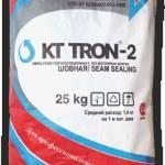 Фото Гидроизоляция КТ Трон-2 (шовная) для герметизации швов,... Повсеместно Геннадий
