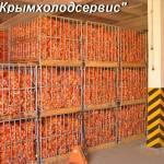 Фото Строительство овощехранилищ и холодильных камер длительного... Повсеместно Крымхолодсервис