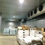 Фото Морозильный склад для рыбы. Монтаж, установка, сервис.... Симферополь Крымхолодсервис