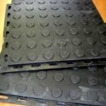 Фото Напольное покрытие из сборных резиновых плит для пола... Москва ООО МиР