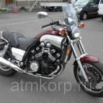 Фото Мотоцикл круизер дрэгстер Yamaha V-MAX рама 1FK пробег 11... Повсеместно Группа компаний