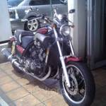 Фото Мотоцикл круизер дрэгстер Yamaha V-MAX рама 1FK пробег 25... Повсеместно Группа компаний