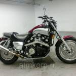 Фото Мотоцикл круизер дрэгстер Yamaha V-MAX рама 2WE пробег 20... Повсеместно Группа компаний
