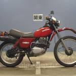 Фото Мотоцикл кроссовый Honda XL 500 S пробег 15 765 км... Повсеместно Группа компаний ООО Шайр
