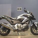 Фото Мотоцикл нейкед байк naked bike Honda NC 700 X пробег 23 788... Повсеместно Группа