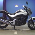 Фото Мотоцикл нейкед байк naked bike Honda NC 750 L пробег 8 110... Повсеместно Группа компаний