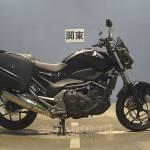 Фото Мотоцикл нейкед байк naked bike Honda NC 750 S ABS пробег 8... Повсеместно Группа компаний
