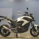Фото Мотоцикл нейкед байк naked bike Honda NC 750 X D пробег 101... Повсеместно Группа компаний