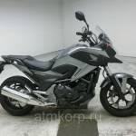 Фото Мотоцикл нейкед байк naked bike Honda NC 750 X пробег 16 003... Повсеместно Группа