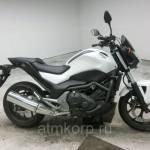 Фото Мотоцикл нейкед байк naked bike Honda NC 750 S пробег 1 966... Повсеместно Группа компаний