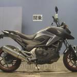 Фото Мотоцикл нейкед байк naked bike Honda NC 750 X ABS пробег 10... Повсеместно Группа