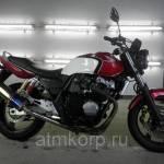 Фото Мотоцикл naked bike Honda CB 400 SF-V SPECIFICATION S3... Повсеместно Группа компаний ООО