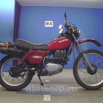 Фото Мотоцикл кроссовый Honda XL 500 S пробег 13 254 км... Повсеместно Группа компаний ООО Шайр