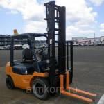 Фото Погрузчик вилочный дизельный TOYOTA FORKLIFT 2 тонны высота... Повсеместно Группа компаний
