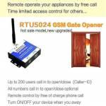 Фото Бесплатная доставка RTU5024 GSM Gate Opener Реле... Москва JustGoods - доставляя счастье