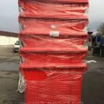 Фото Контейнер для мусора 1100 л. Евроконтейнер Красный, Анапа... Повсеместно Компания
