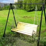 Фото Кованые качели скамейки для дачи... Москва ООО ДОРСТРОЙЦЕНТР